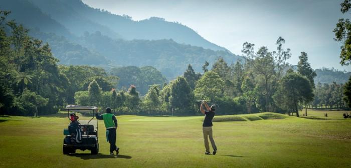 Bali Handara - Golf Mountain