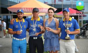 Чемпионат Украины по гольфу среди Клубных команд: как прошел «турнир аматоров»