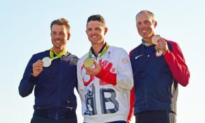 Джастин Роуз выиграл золото Рио