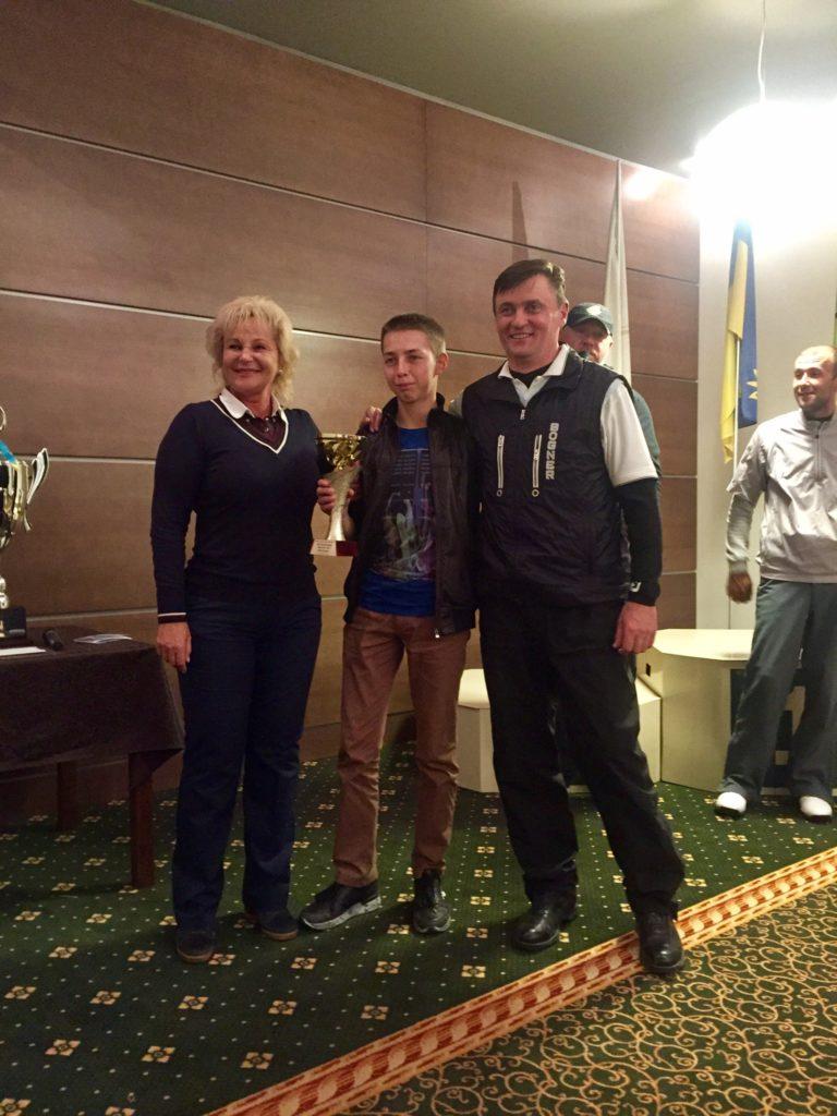 Лариса Непочатова, Влад Коршенко и Олег Усенко