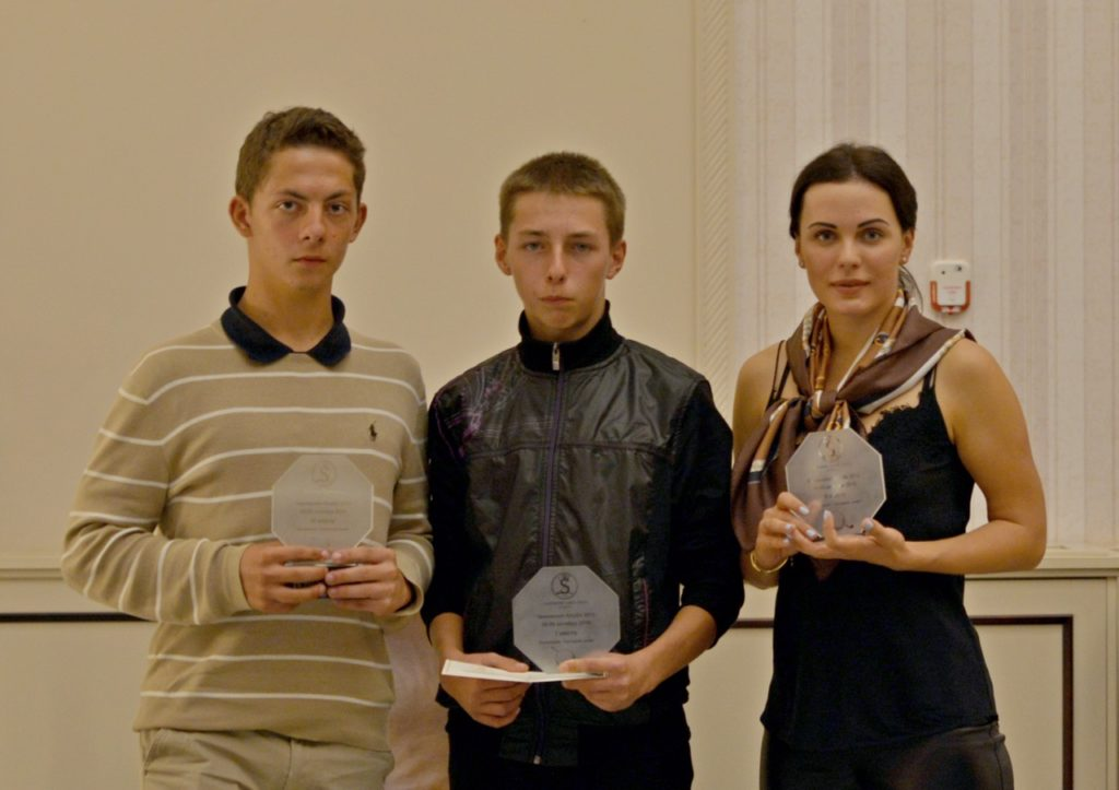 Кирилл Тесленко, Владислав Коршенко, Мария Орлова