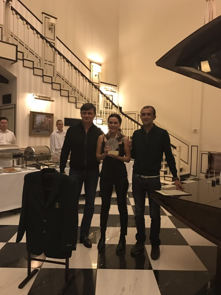 Олег Усенко, Мария Орлова, Александр Денискин