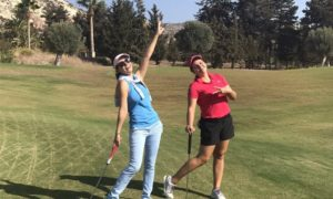 Paphos Golf Weekend 2016: второй день