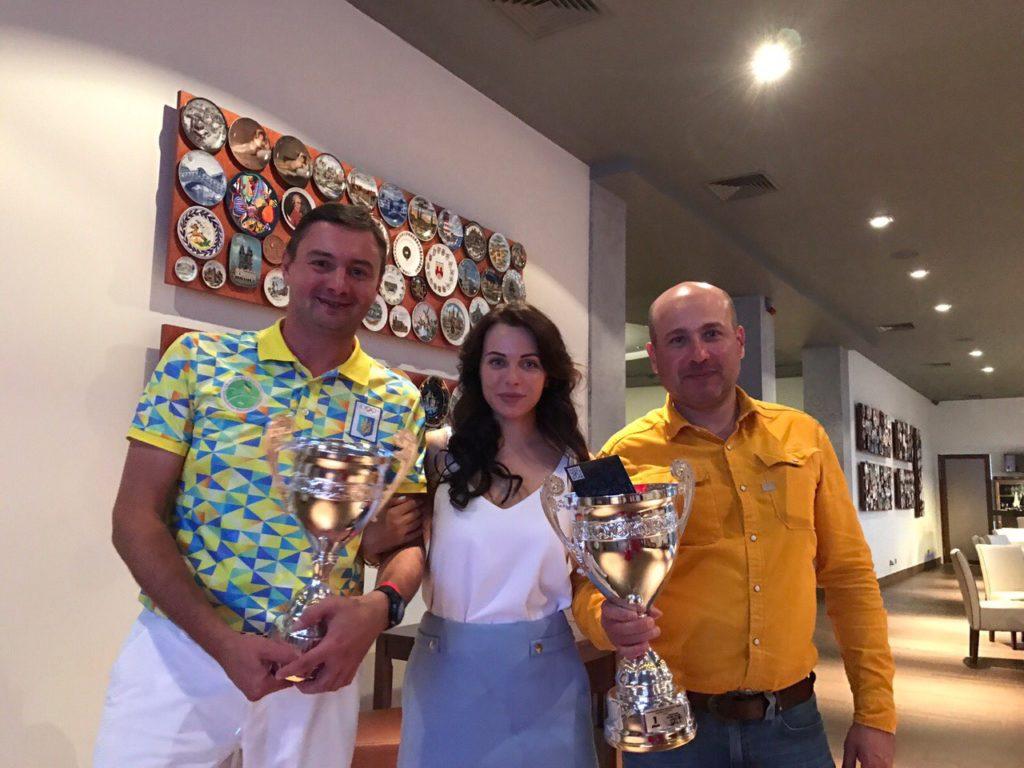 Алексей Савьяк, Мария Орлова, Сергей Ложешник