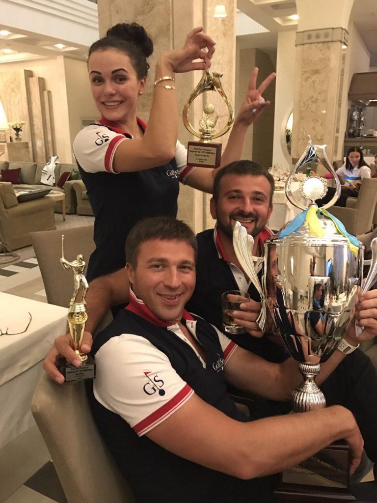 Мария Орлова, Олег Васылык, Андрей Луцкив
