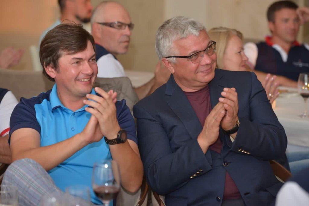 Дмитрий Дутчин и Юрий Сапронов