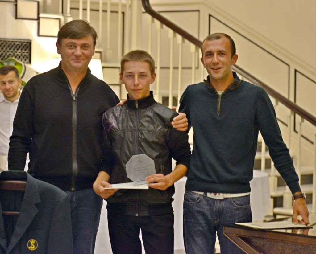 Олег Усенко, Владислав Коршенко, Александр Денискин