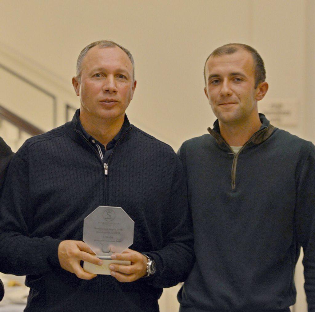 Юрий Фрейдинов и Александр Денискин