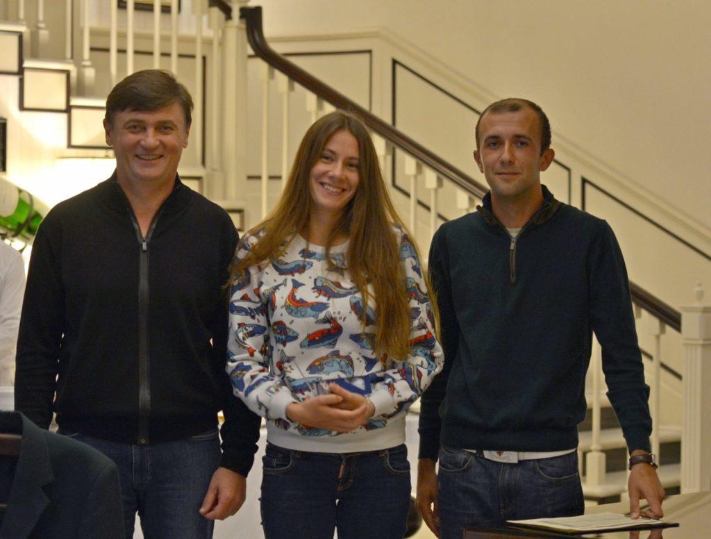 Олег Усенко, Екатерина Циганкова, Александр Денискин