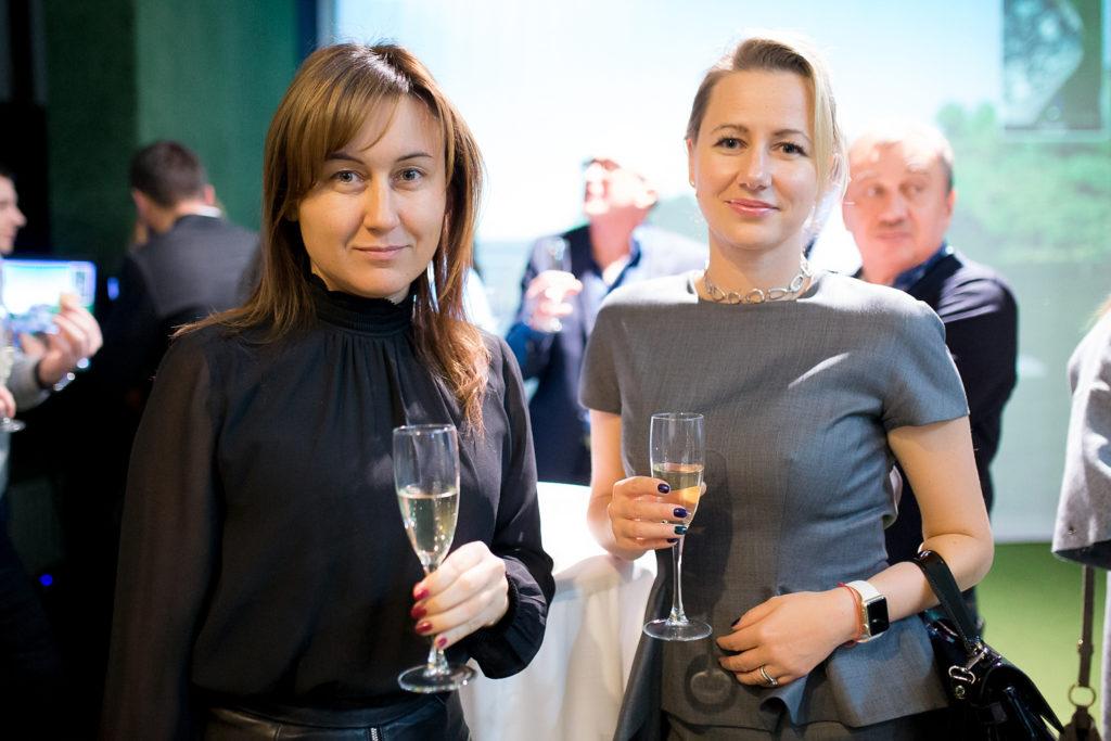 Елена Рудик и Ирина Павлюк