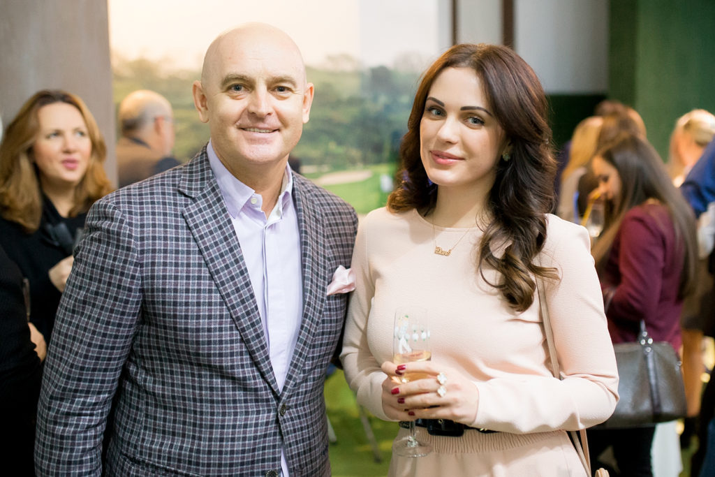 Игорь Харатин и Мария Орлова