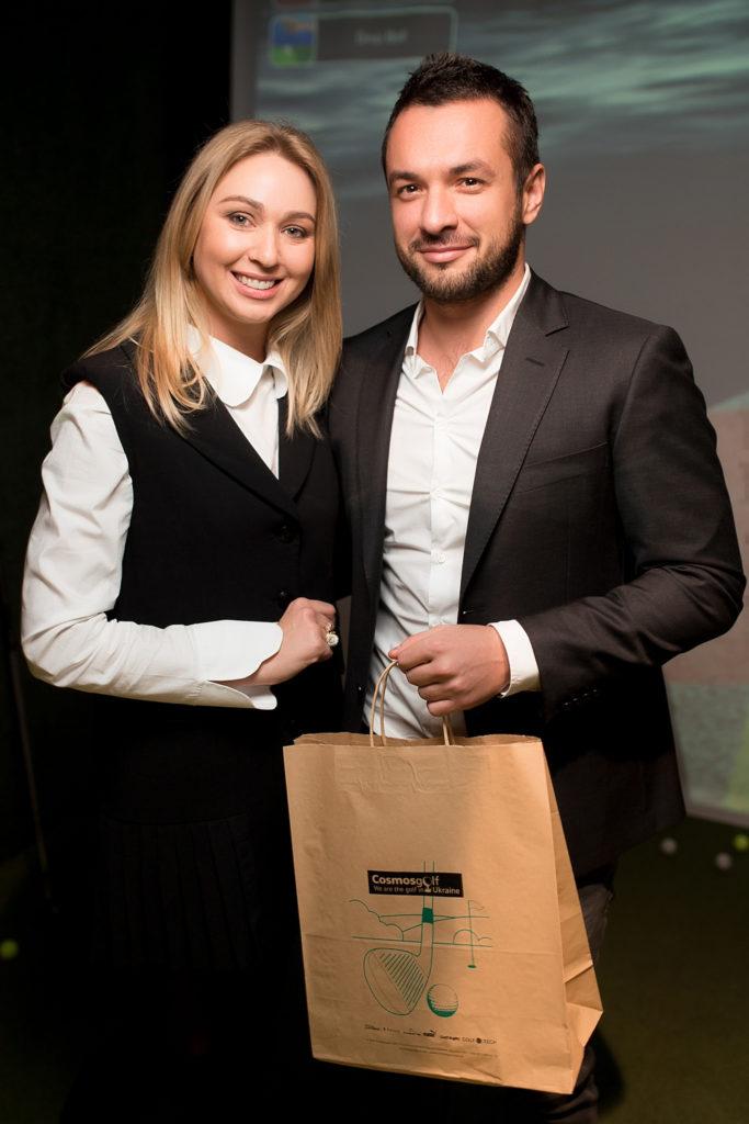 Татьяна Рыбченко и Сергей Оксенич