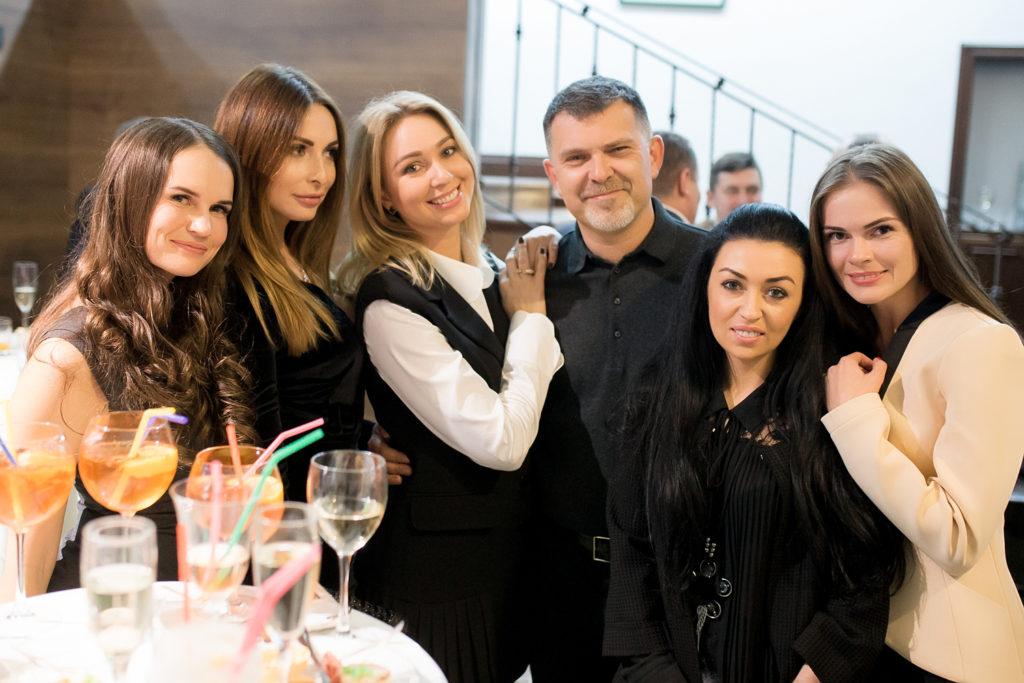 Алена Терещук, Юлия Малимон, Татьяна Рыбченко, Олег Гребельников, Марина Терещук