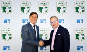 Rolex Series. Новый большой проект Европейского тура