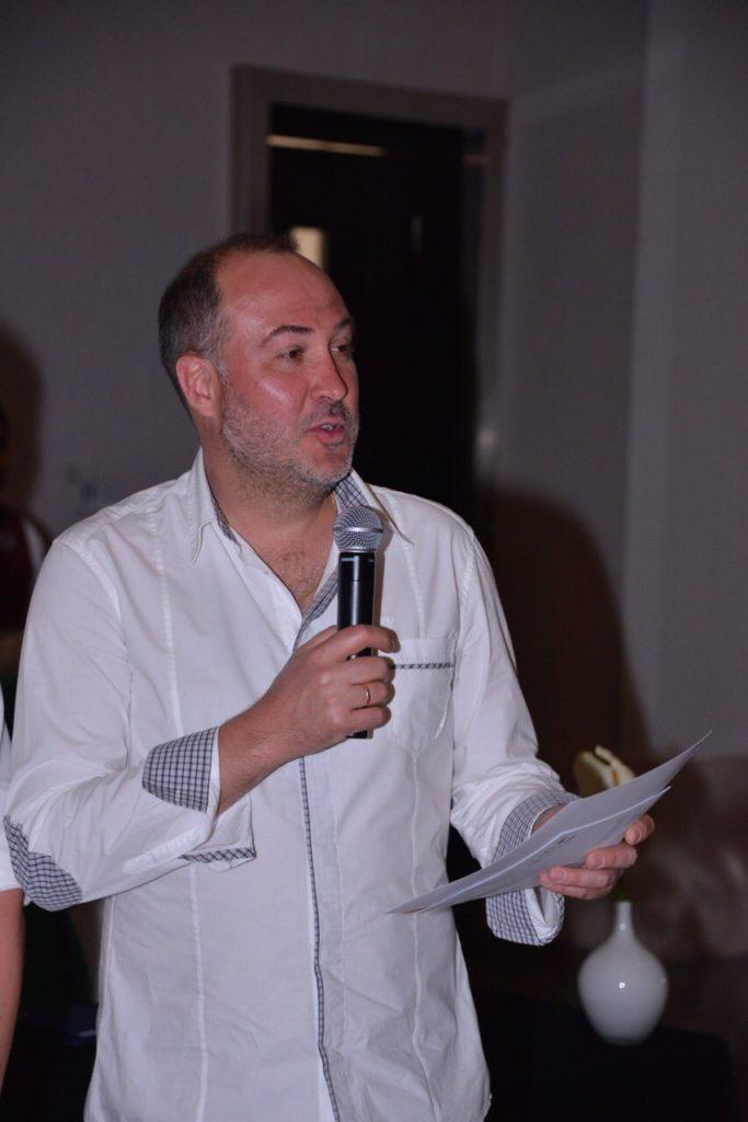 Сергей Костырко