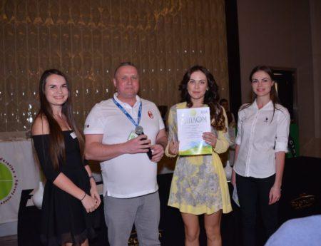 Зимний Кубок Украины: награждение победителей