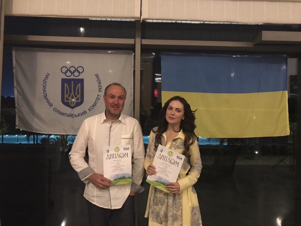 Сергей Костырко и Мария Орлова