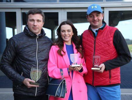 Турнир «Indoor Cosmos Golf Cup»