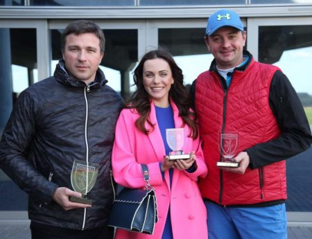 Турнир «Indoor Cosmos Golf Cup»