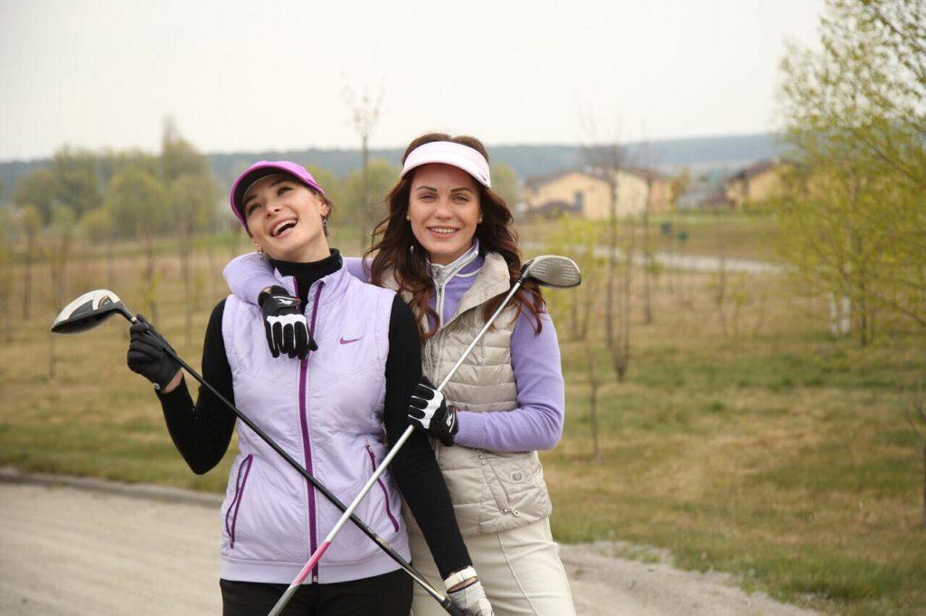 Марина Дяченко и Мария Орлова