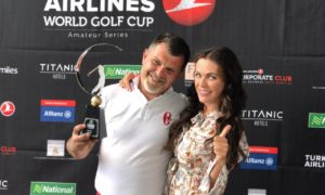 Turkish Airlines World Golf Cup 2017 Kyiv