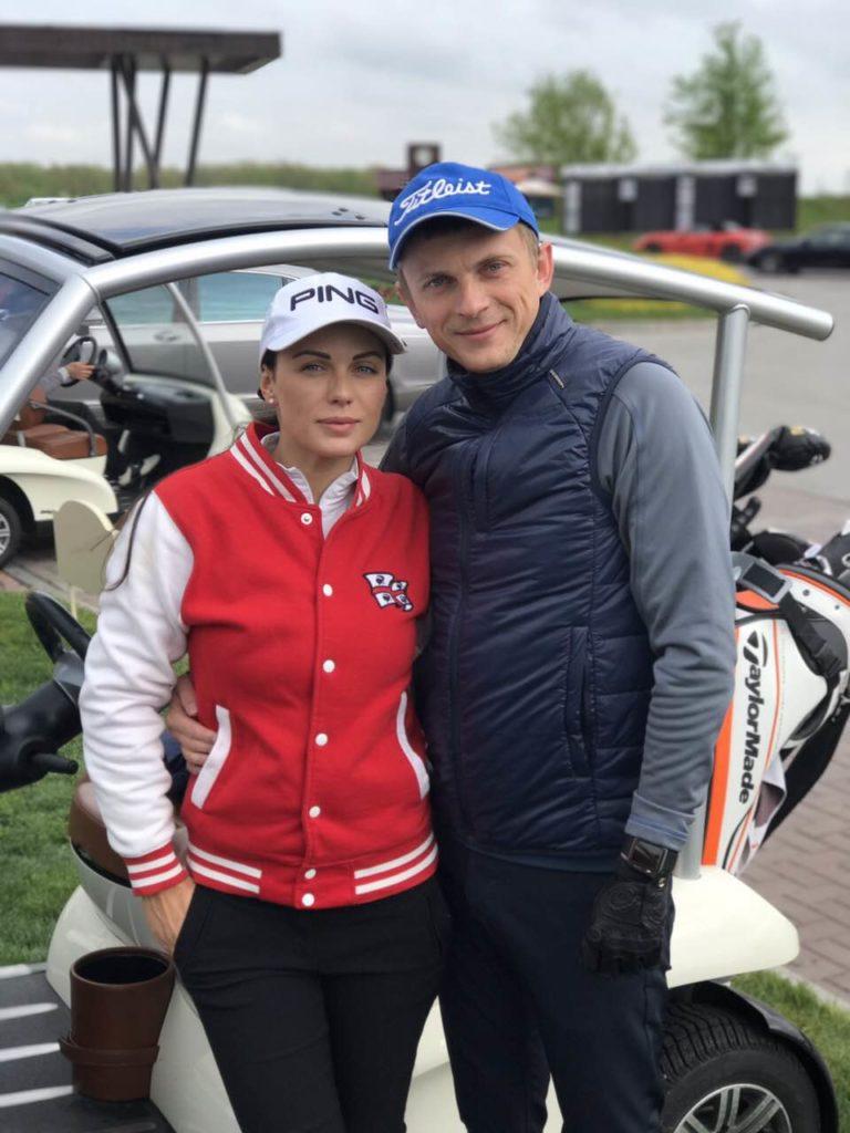 Орлова Мария и Андрей Кулик