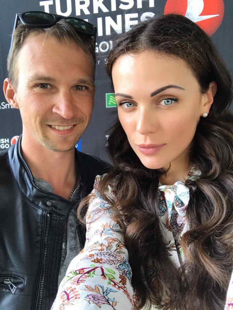 Руслан Гаркавенко, Мария Орлова