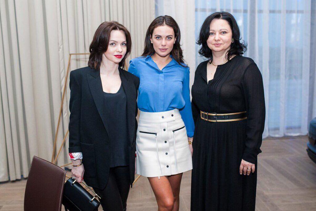 Екатерина Шумилкина, Мария Орлова, Ирина Сапронова