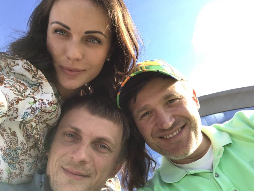 Мария Орлова, Андрей Кулик, Константин Браво