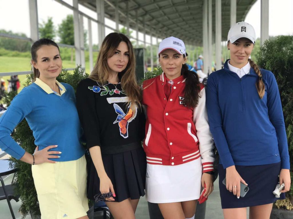 Алена Терещук, Юлия Малимон, Мария Орлова, Екатерина Циганкова
