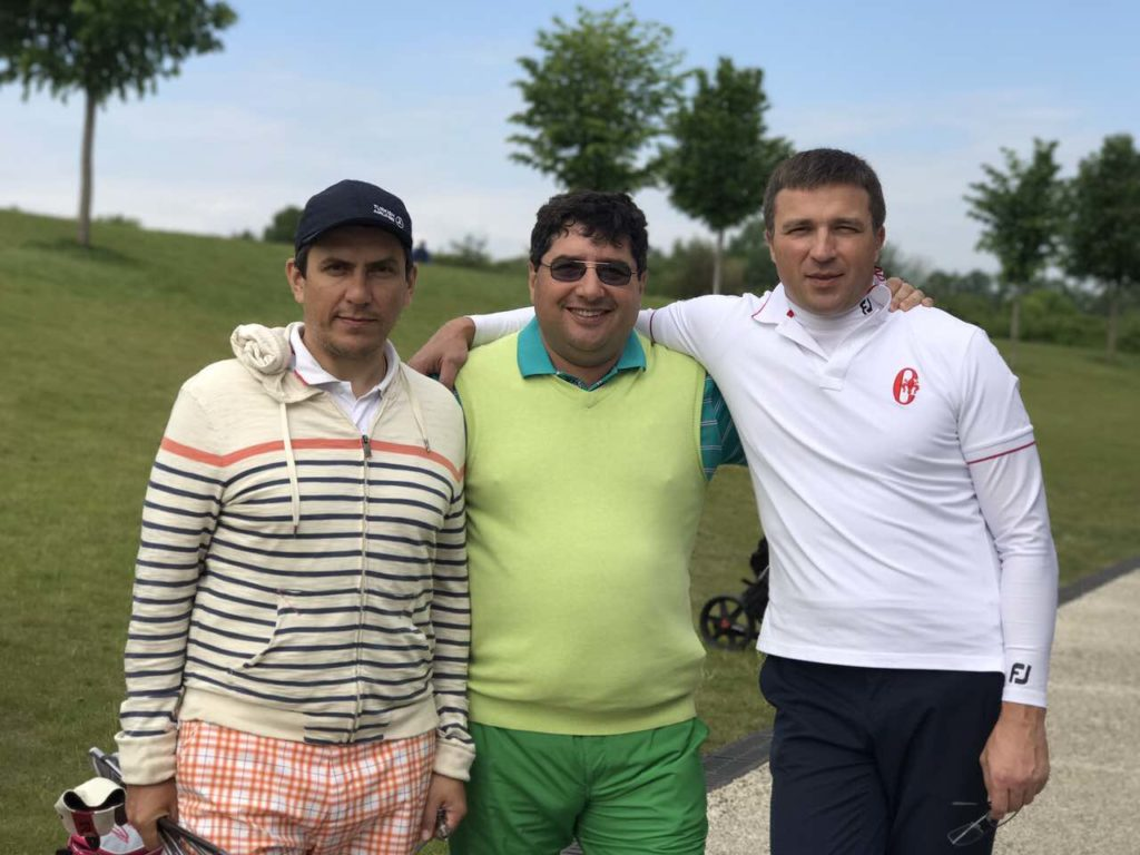 Роман Растворцев, Александр Гороховский, Олег Васылык