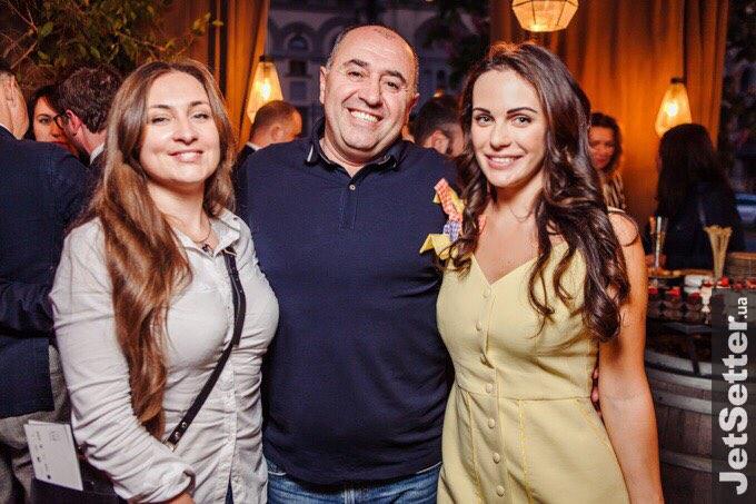 Мария Кузник, Карэн Овакимян, Мария Орлова