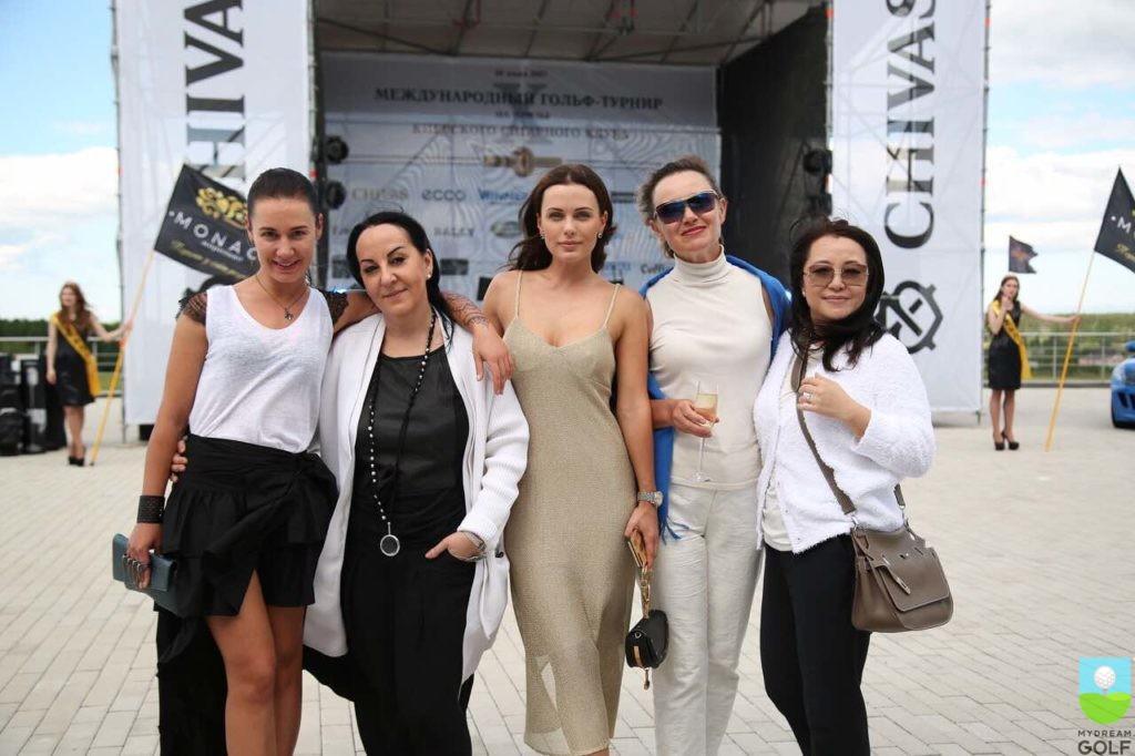 Анна Бушинская, Лейла Дон, Мария Орлова, Елена Мовчан, Мири Цой