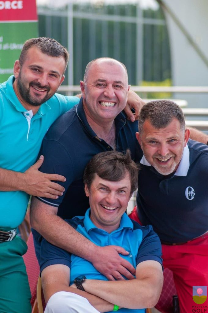 Андрей Луцкив, Карэн Овакимян, Олег Гребельников, Дмитрий Дутчин