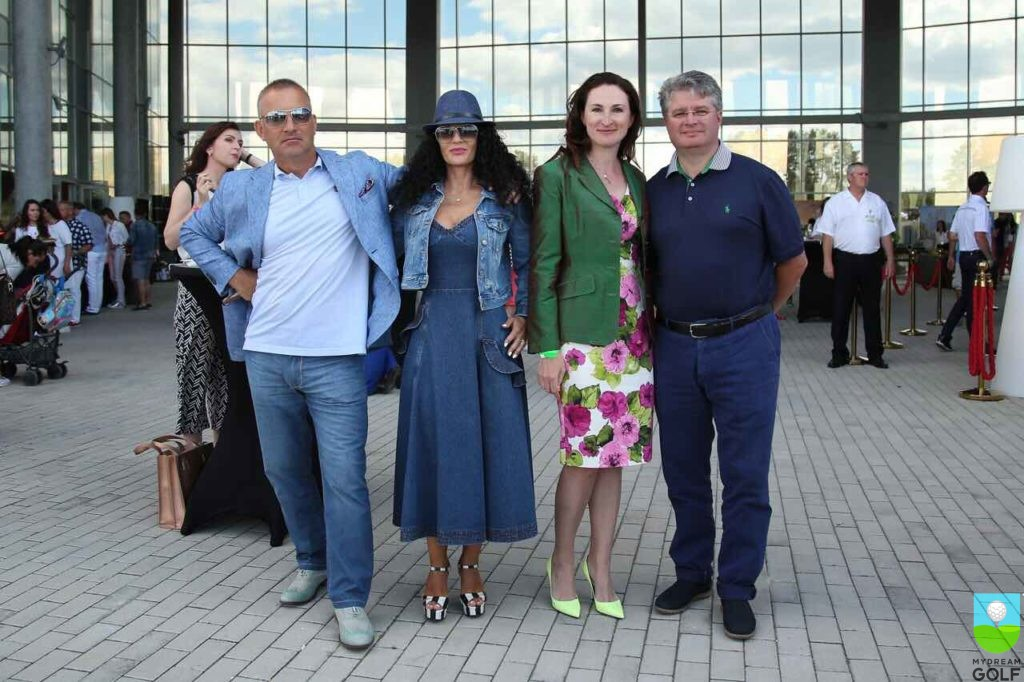 Роман и Влада Остапенко, Елена и Сергей Святко