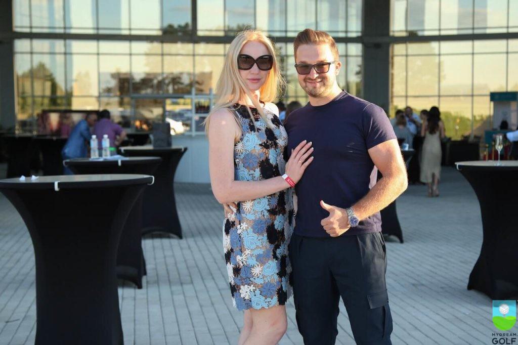 Виталина и Евгений Кондаковы