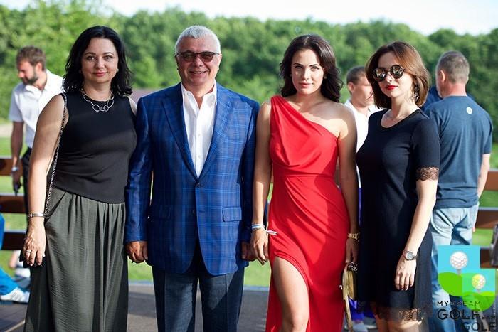 Ирина и Юрий Сапронов, Мария Орлова, Екатерина Шумилкина