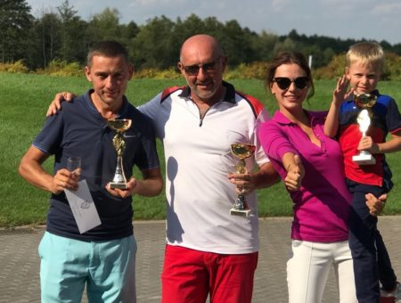 Семейный турнир «Golf Forever»