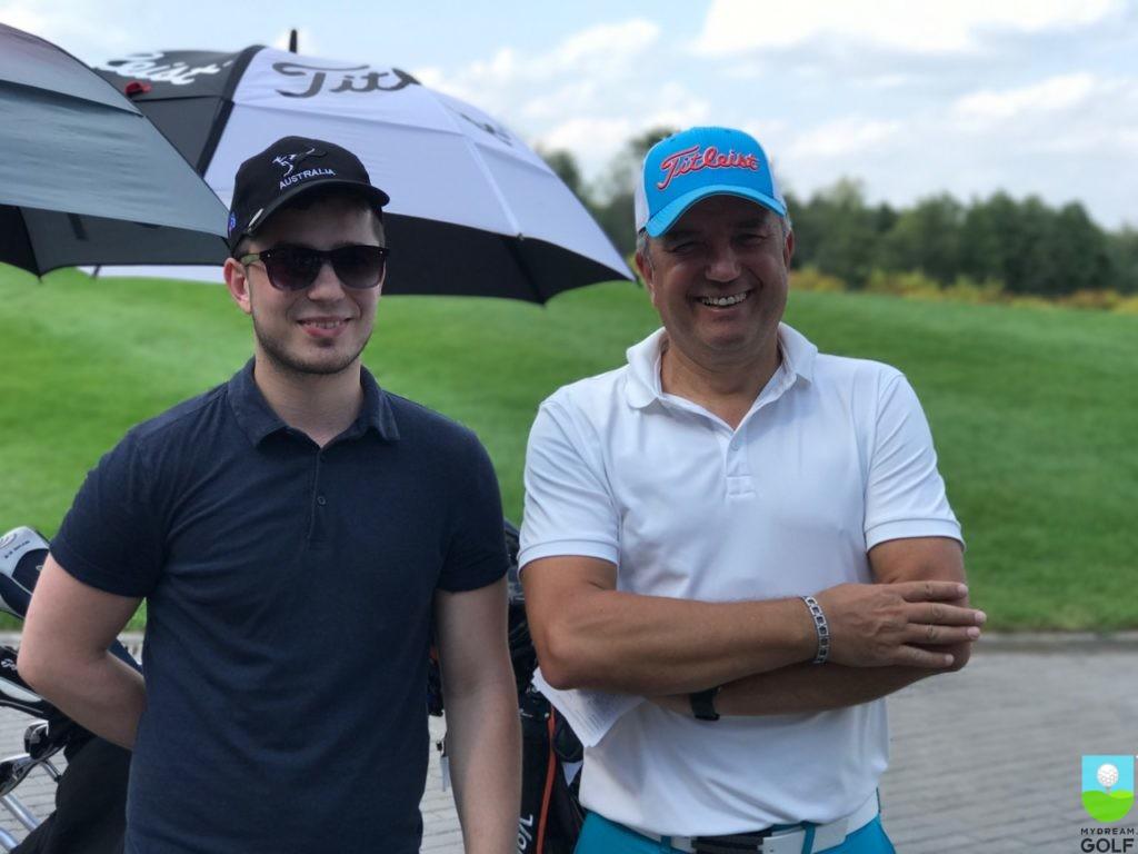 Илья и Юрий Закашанский