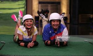 Роллер-гольф в исполнении Камерон Диас