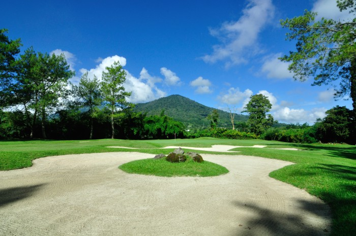 Golf - Hole #8