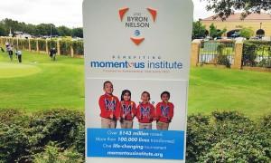 Старт турнира AT&T Byron Nelson Championship, первые результаты