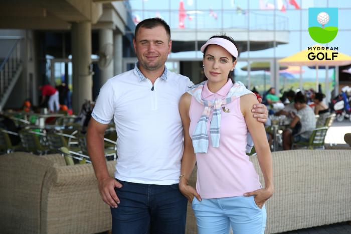 Дмитрий Федусев, Мария Орлова