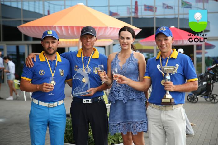 Андрей Шульга, Федор Каргаполов, Мария Орлова, Артур Бадюк