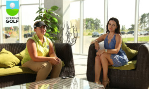 Дарья Гороховская: Гольф развивает в детях ценное качество – честность