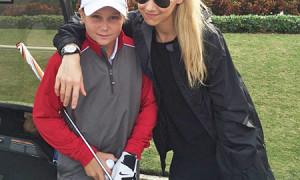 Брат Анны Курниковой стал победителем престижных соревнований по гольфу