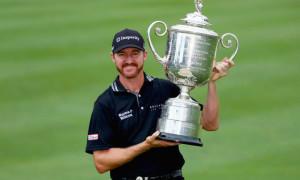 Уокер не позволил Дэю защитить титул на PGA Championship