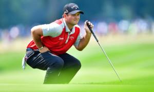 Атакующий гольф принёс Риду лидерство на The Barclays