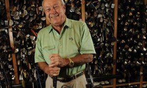 Легенда американского гольфа Арнольд Палмер умер в возрасте 87 лет
