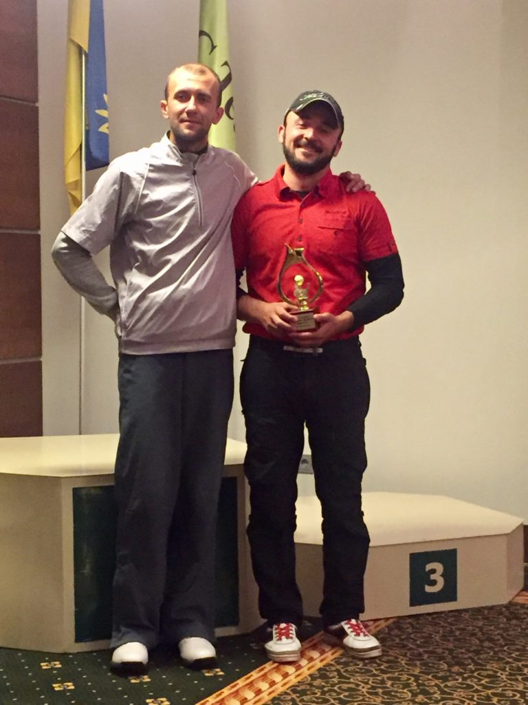 Александр Денискин и Денис Рябцев